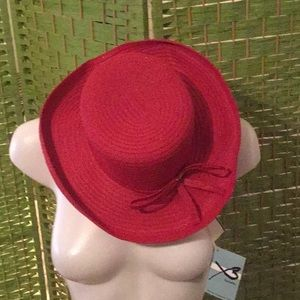 ❤️NWT So Fabulous & Fun Must Have Packable Hat ❤️